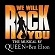 """We will rock you"" - Il musical dei Queen al Teatro Verdi"